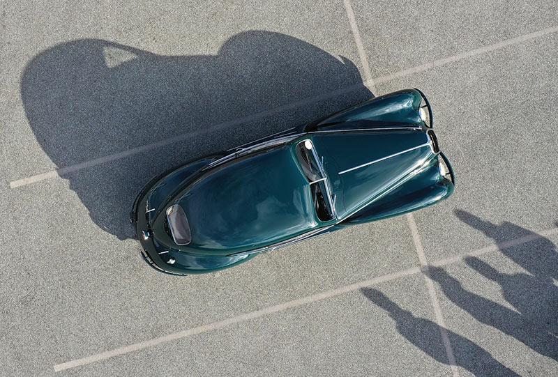 Meet Your Heroes Season 1 Episode 2 Lee Hower Alfa Romeo Giulietta Sprint Veloce 6C